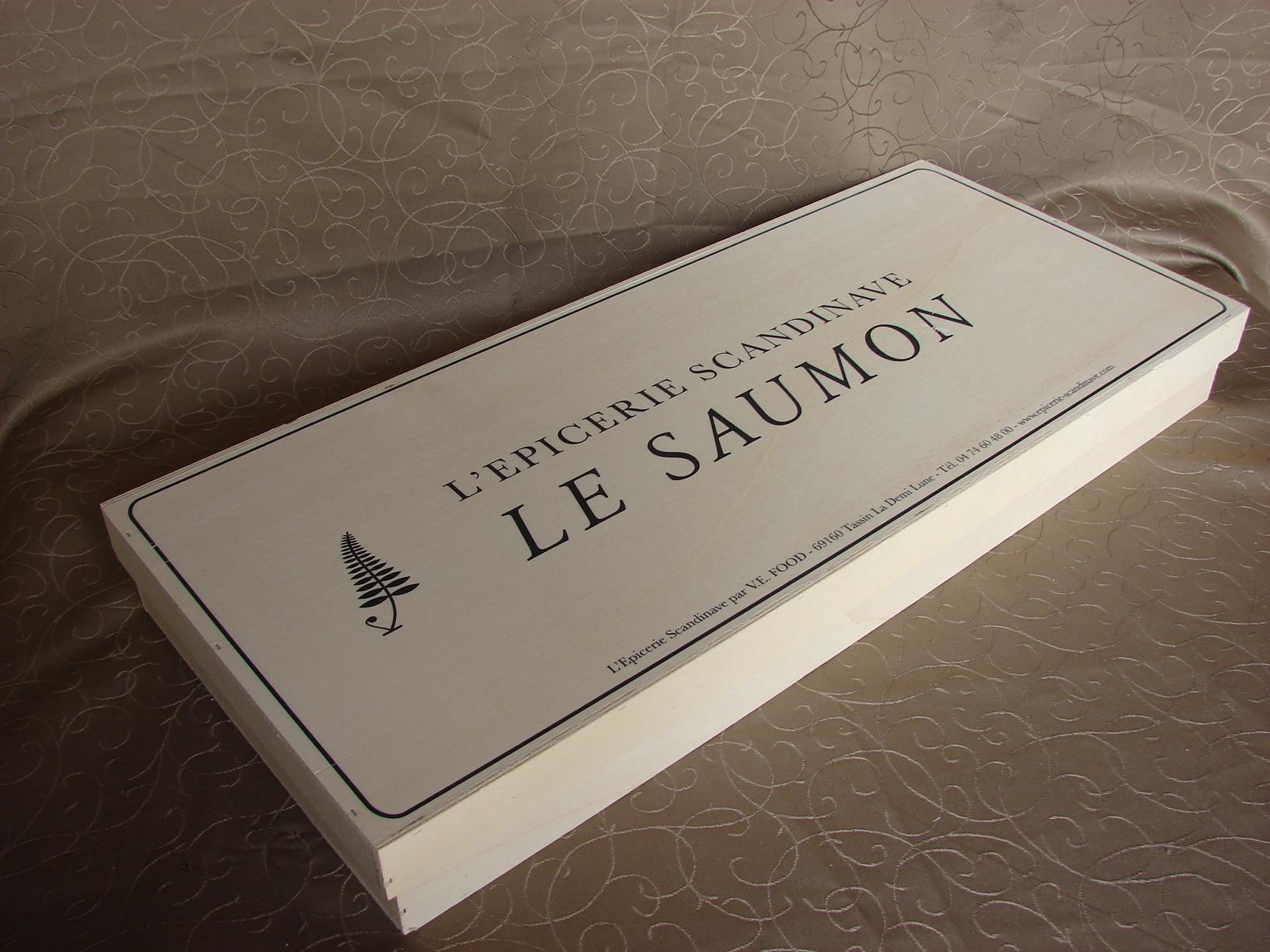 coffret saumon 20x60x5