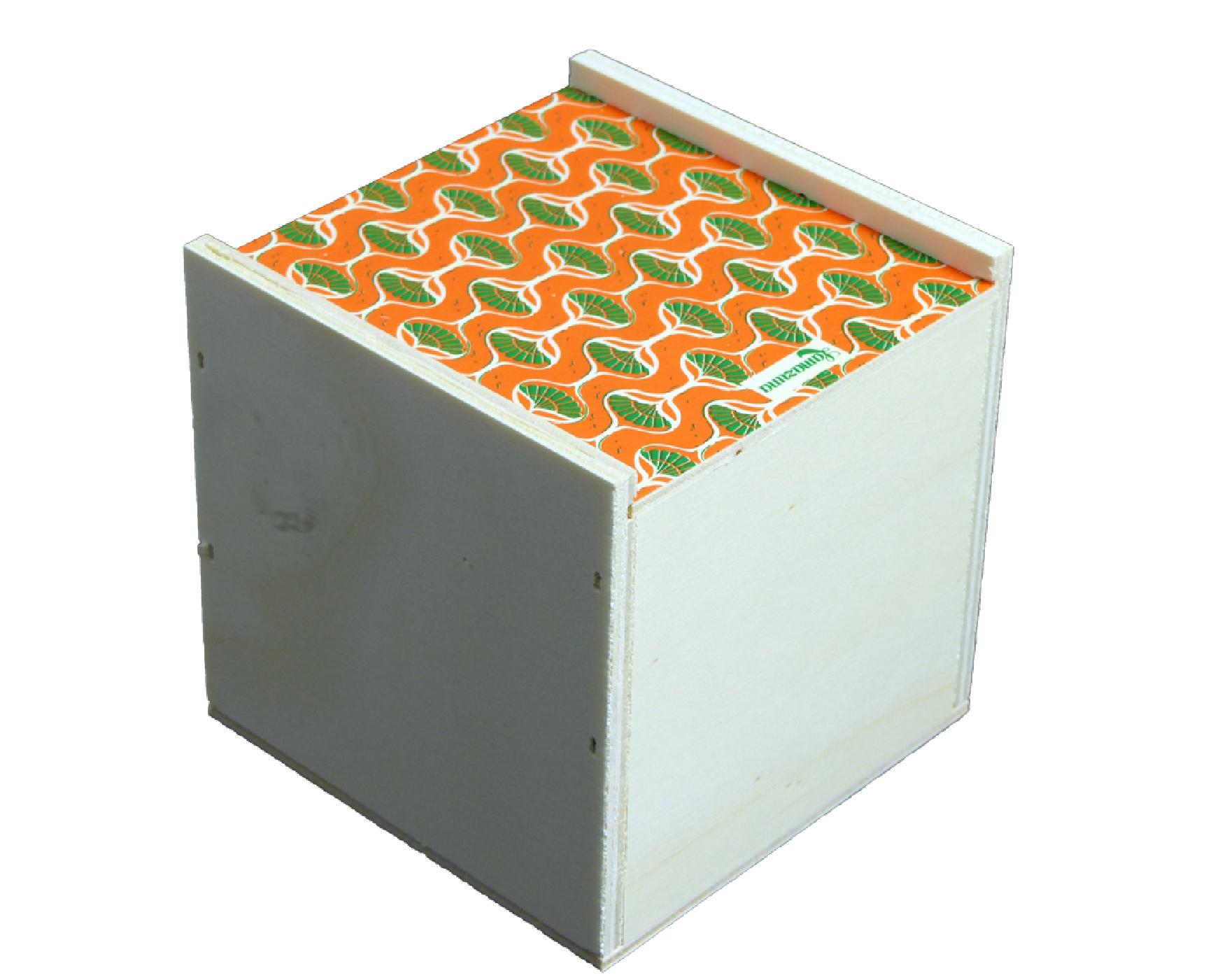 plumier cube